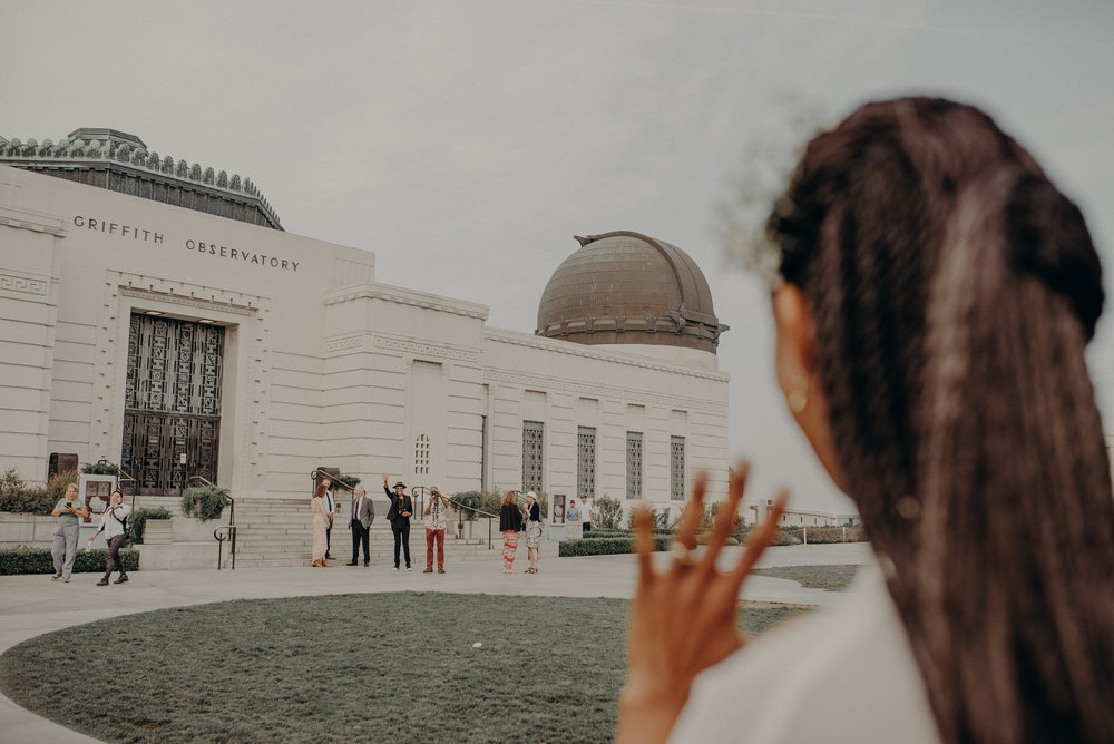 Los Angeles Wedding Photographer - Griffith Observatory Elopement - Long Beach wedding photo - IsaiahAndTaylor.com-019.jpg