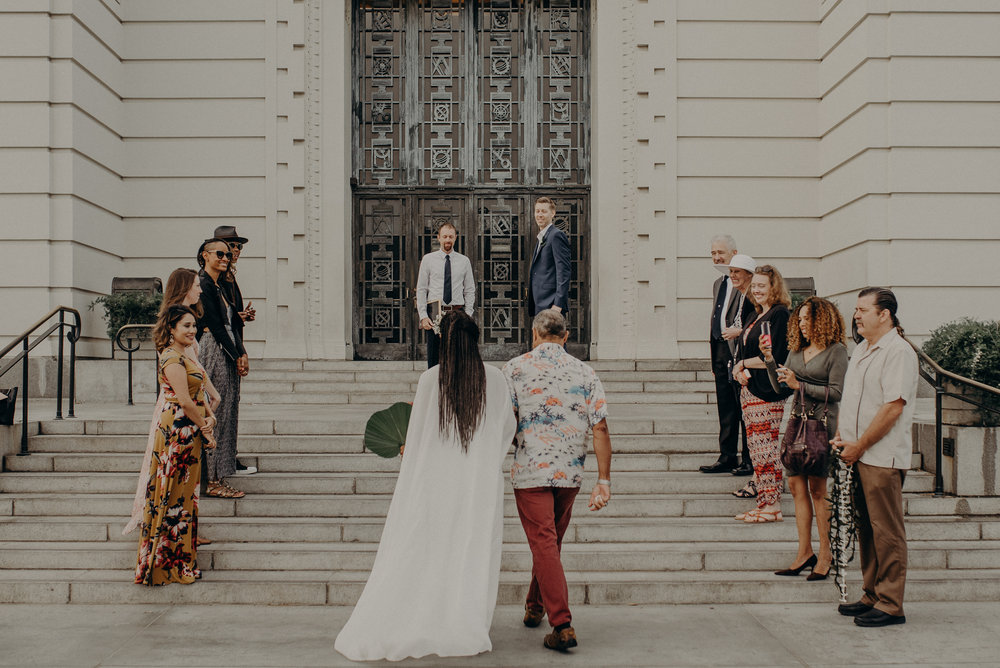 Los Angeles Wedding Photographer - Griffith Observatory Elopement - Long Beach wedding photo - IsaiahAndTaylor.com-024.jpg