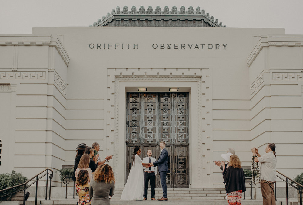 Los Angeles Wedding Photographer - Griffith Observatory Elopement - Long Beach wedding photo - IsaiahAndTaylor.com-029.jpg