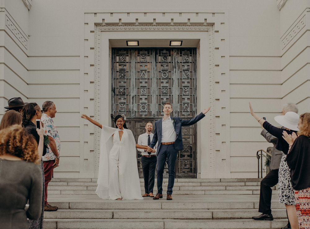 Los Angeles Wedding Photographer - Griffith Observatory Elopement - Long Beach wedding photo - IsaiahAndTaylor.com-031.jpg