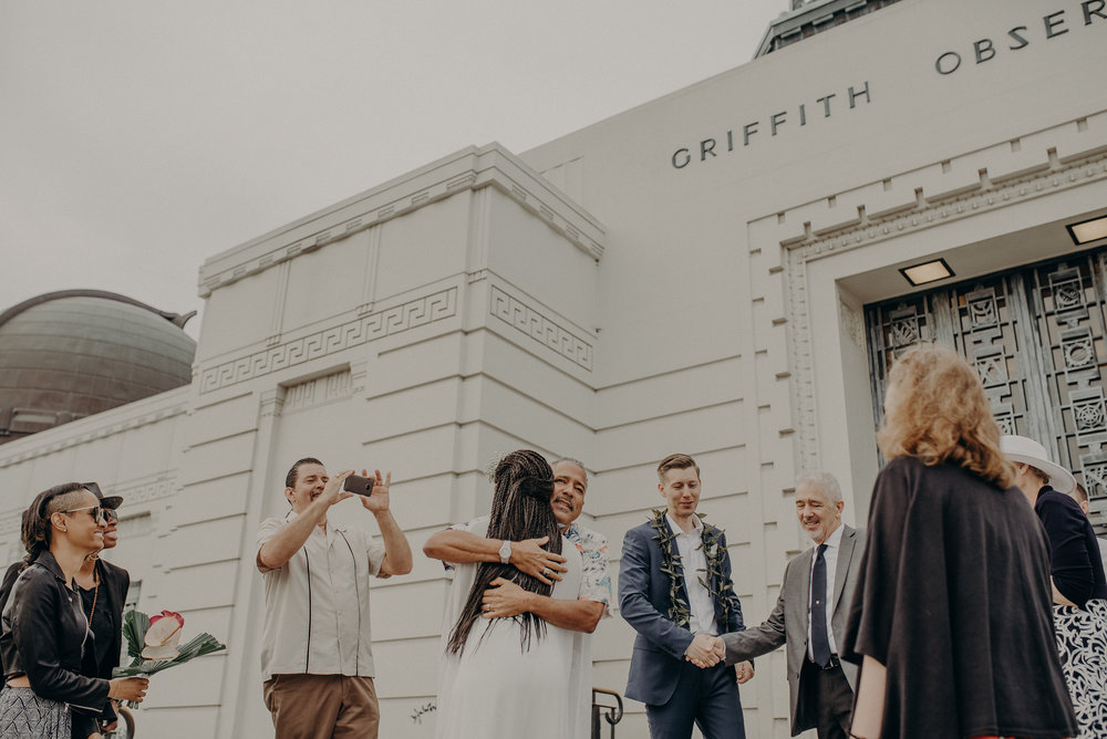 Los Angeles Wedding Photographer - Griffith Observatory Elopement - Long Beach wedding photo - IsaiahAndTaylor.com-034.jpg