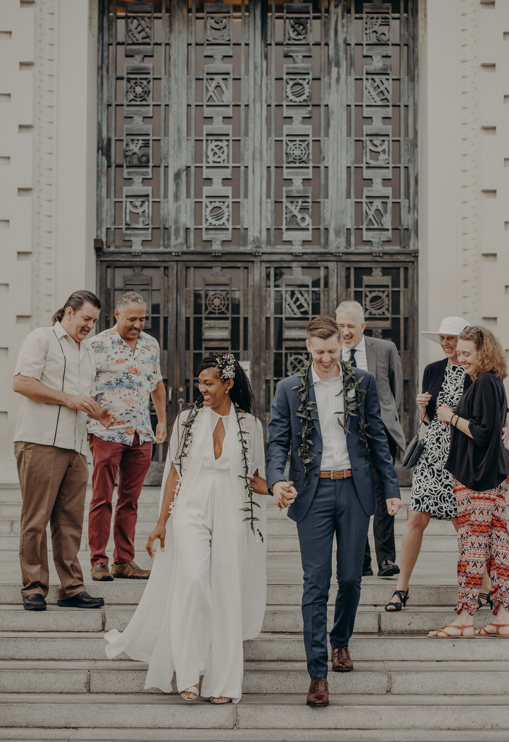 Los Angeles Wedding Photographer - Griffith Observatory Elopement - Long Beach wedding photo - IsaiahAndTaylor.com-035.jpg