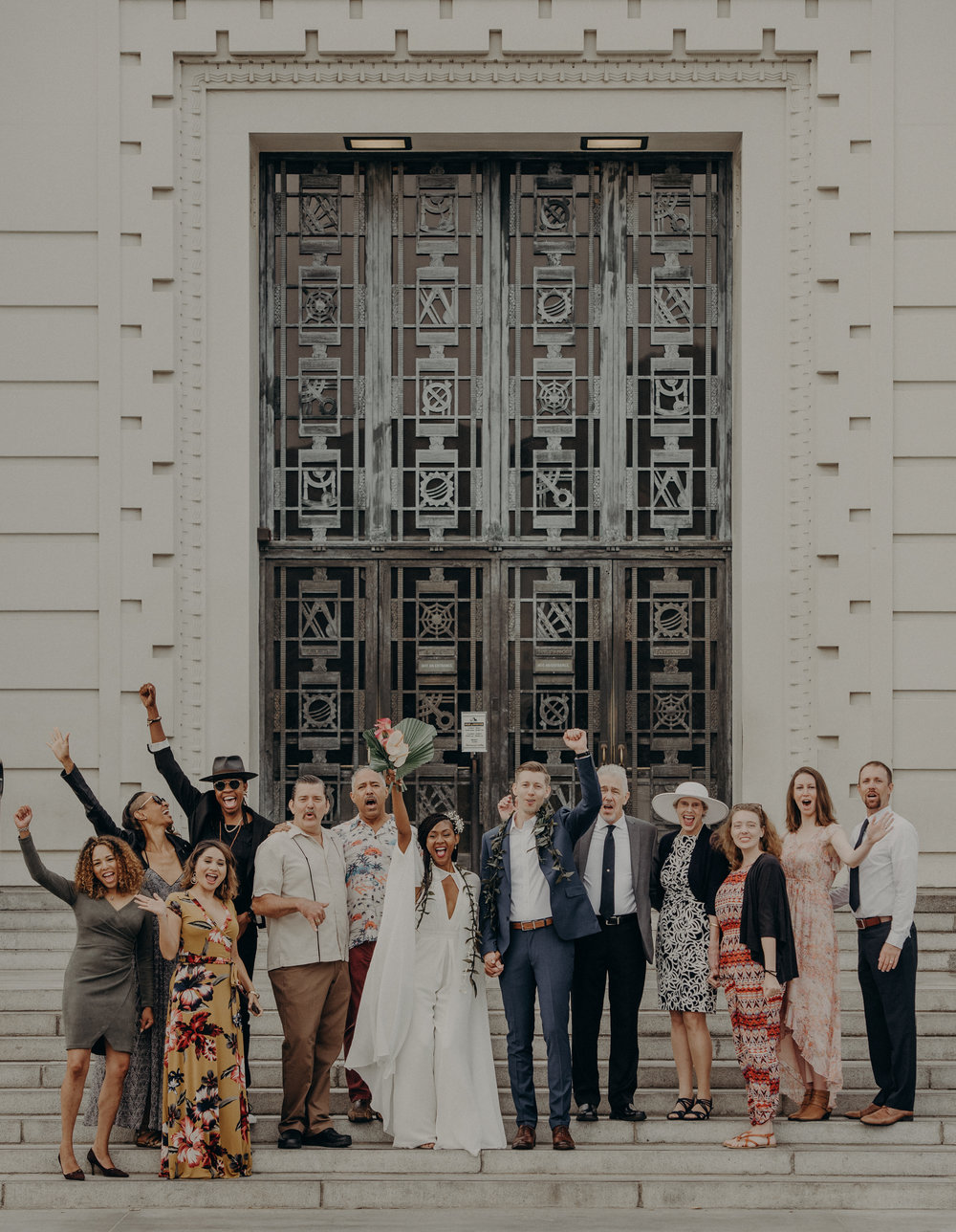 Los Angeles Wedding Photographer - Griffith Observatory Elopement - Long Beach wedding photo - IsaiahAndTaylor.com-036.jpg