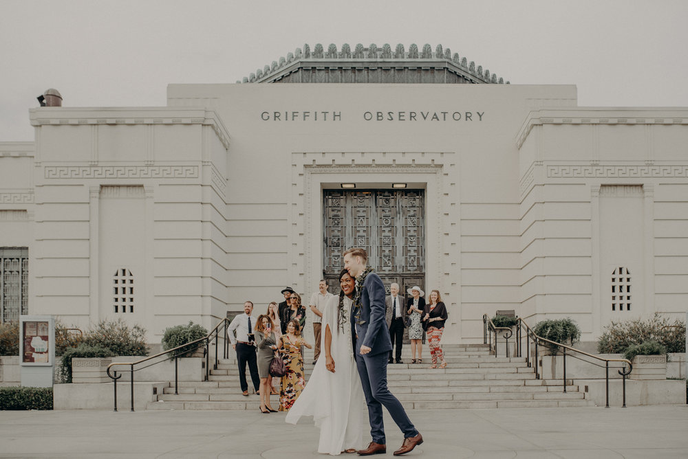 Los Angeles Wedding Photographer - Griffith Observatory Elopement - Long Beach wedding photo - IsaiahAndTaylor.com-037.jpg