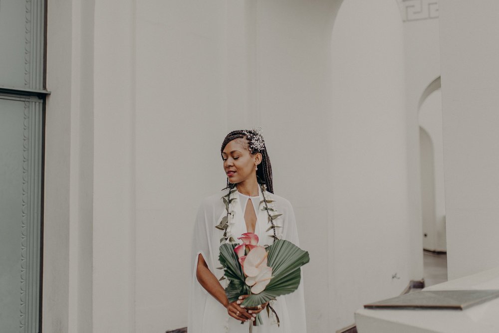 Los Angeles Wedding Photographer - Griffith Observatory Elopement - Long Beach wedding photo - IsaiahAndTaylor.com-052.jpg
