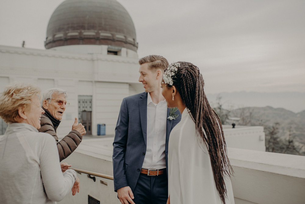 Los Angeles Wedding Photographer - Griffith Observatory Elopement - Long Beach wedding photo - IsaiahAndTaylor.com-061.jpg