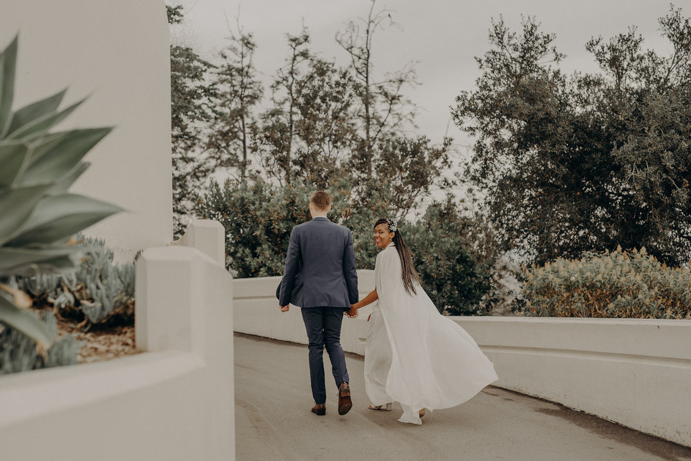 Los Angeles Wedding Photographer - Griffith Observatory Elopement - Long Beach wedding photo - IsaiahAndTaylor.com-072.jpg