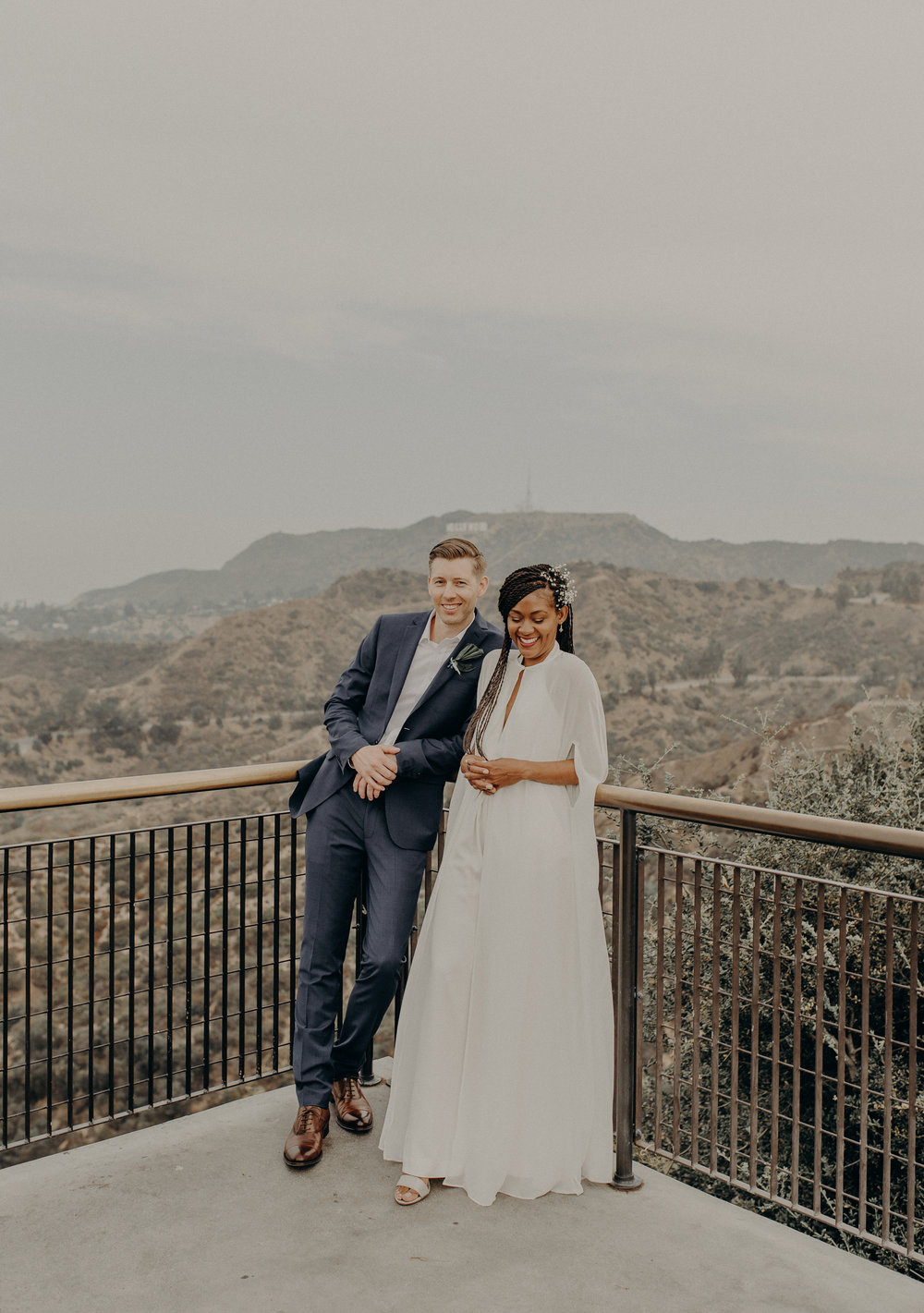 Los Angeles Wedding Photographer - Griffith Observatory Elopement - Long Beach wedding photo - IsaiahAndTaylor.com-074.jpg