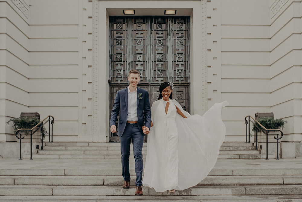 Los Angeles Wedding Photographer - Griffith Observatory Elopement - Long Beach wedding photo - IsaiahAndTaylor.com-082.jpg