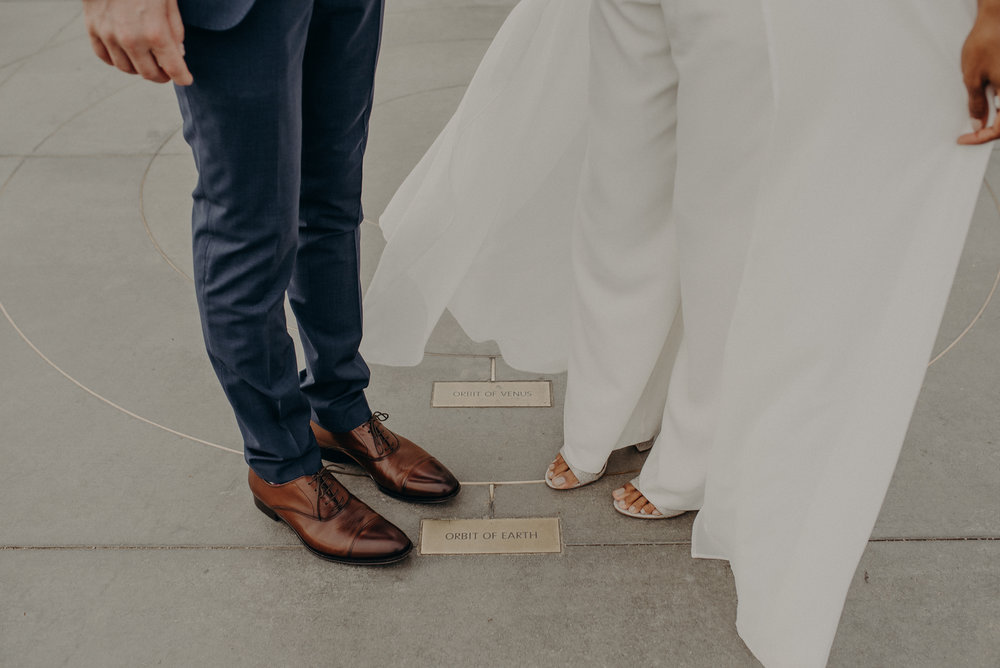 Los Angeles Wedding Photographer - Griffith Observatory Elopement - Long Beach wedding photo - IsaiahAndTaylor.com-085.jpg