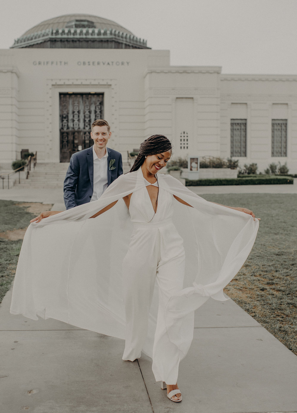Los Angeles Wedding Photographer - Griffith Observatory Elopement - Long Beach wedding photo - IsaiahAndTaylor.com-089.jpg