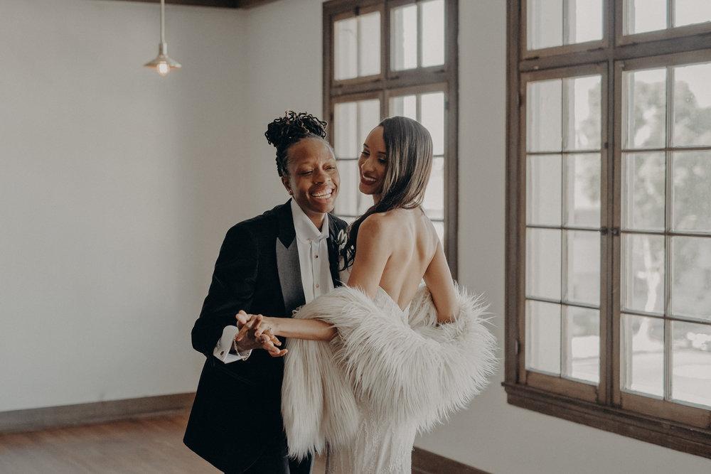 Wedding Photographer in Los Angeles - Ebell of Long Beach Wedding - LGBTQ weddings - lesbian wedding - IsaiahAndTaylor.com-041.jpg