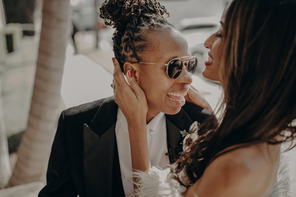 Wedding Photographer in Los Angeles - Ebell of Long Beach Wedding - LGBTQ weddings - lesbian wedding - IsaiahAndTaylor.com-045.jpg