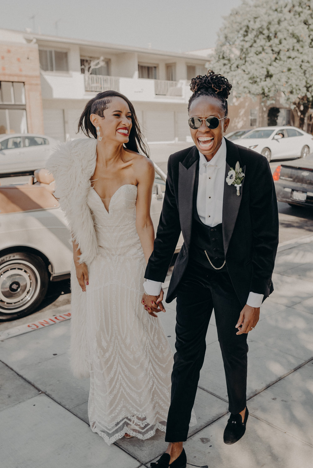 Wedding Photographer in Los Angeles - Ebell of Long Beach Wedding - LGBTQ weddings - lesbian wedding - IsaiahAndTaylor.com-057.jpg