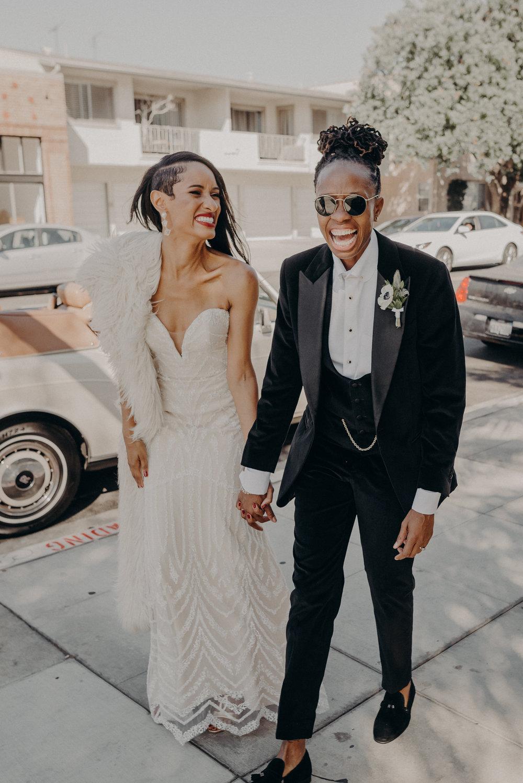 Wedding Photographer in Los Angeles - Ebell of Long Beach Wedding - LGBTQ weddings - lesbian wedding - IsaiahAndTaylor.com-057.jpg
