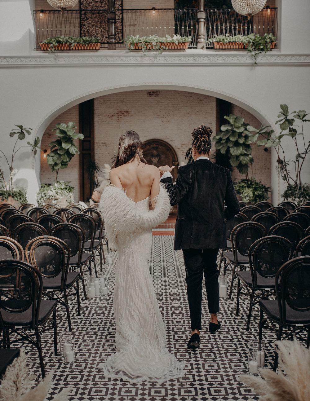 Wedding Photographer in Los Angeles - Ebell of Long Beach Wedding - LGBTQ weddings - lesbian wedding - IsaiahAndTaylor.com-061.jpg