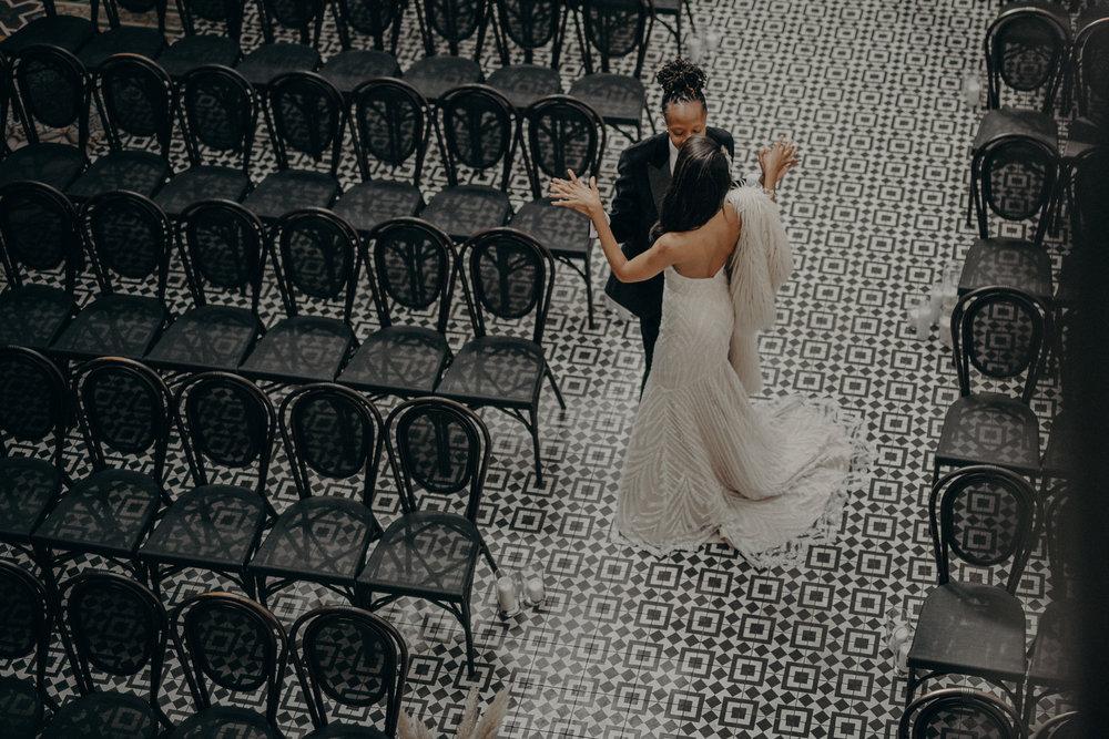 Wedding Photographer in Los Angeles - Ebell of Long Beach Wedding - LGBTQ weddings - lesbian wedding - IsaiahAndTaylor.com-065.jpg
