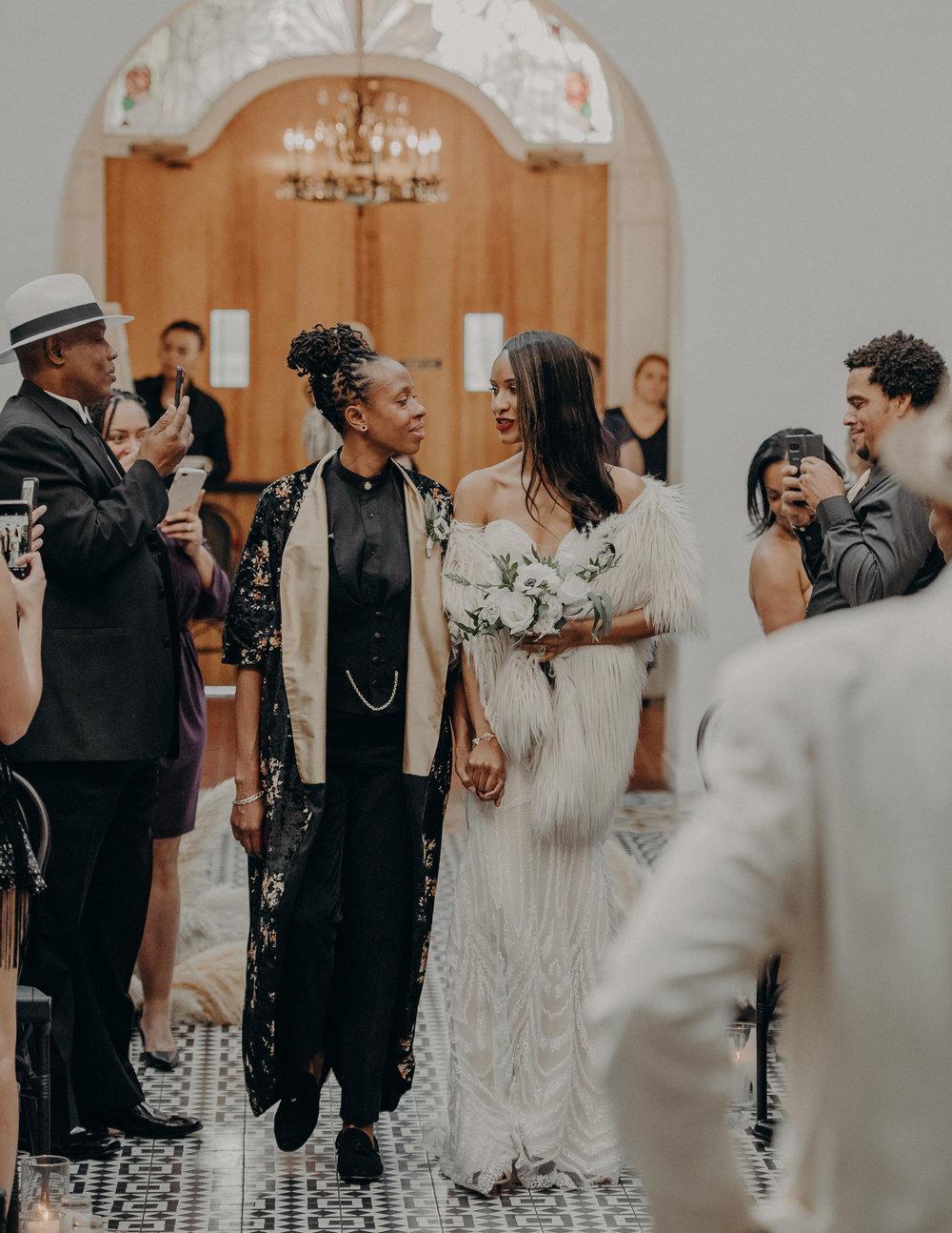 Wedding Photographer in Los Angeles - Ebell of Long Beach Wedding - LGBTQ weddings - lesbian wedding - IsaiahAndTaylor.com-090.jpg