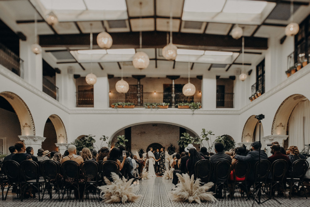Long Beach wedding venue ebell