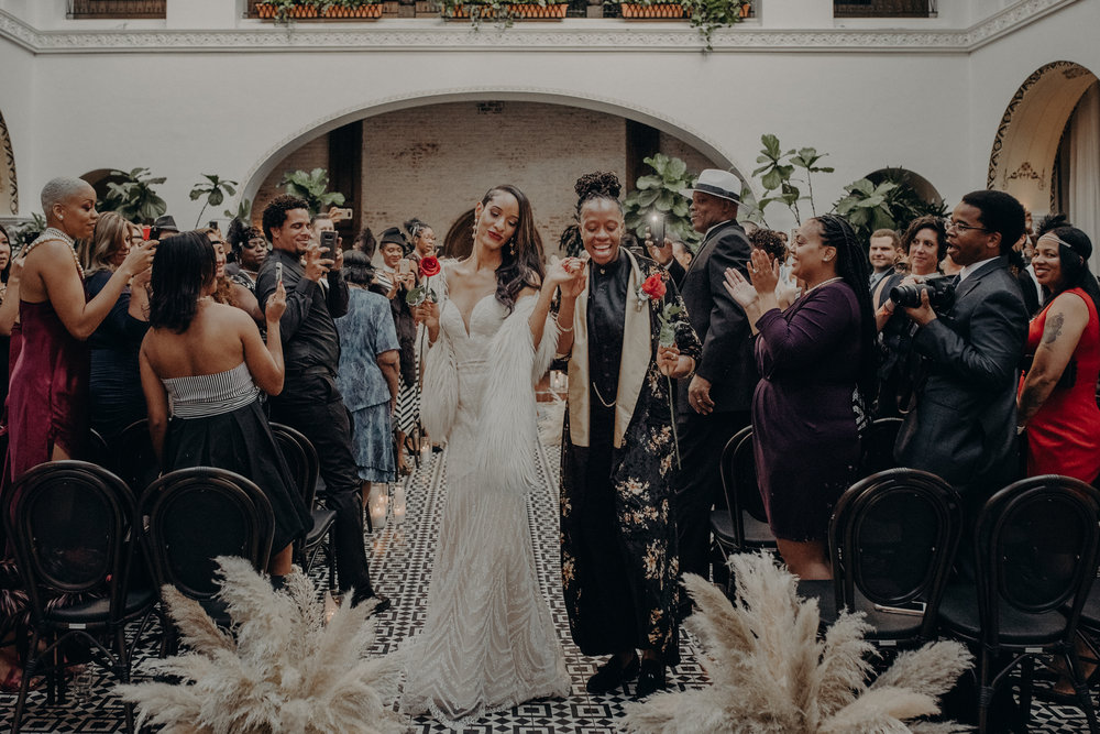 Wedding Photographer in Los Angeles - Ebell of Long Beach Wedding - LGBTQ weddings - lesbian wedding - IsaiahAndTaylor.com-103.jpg