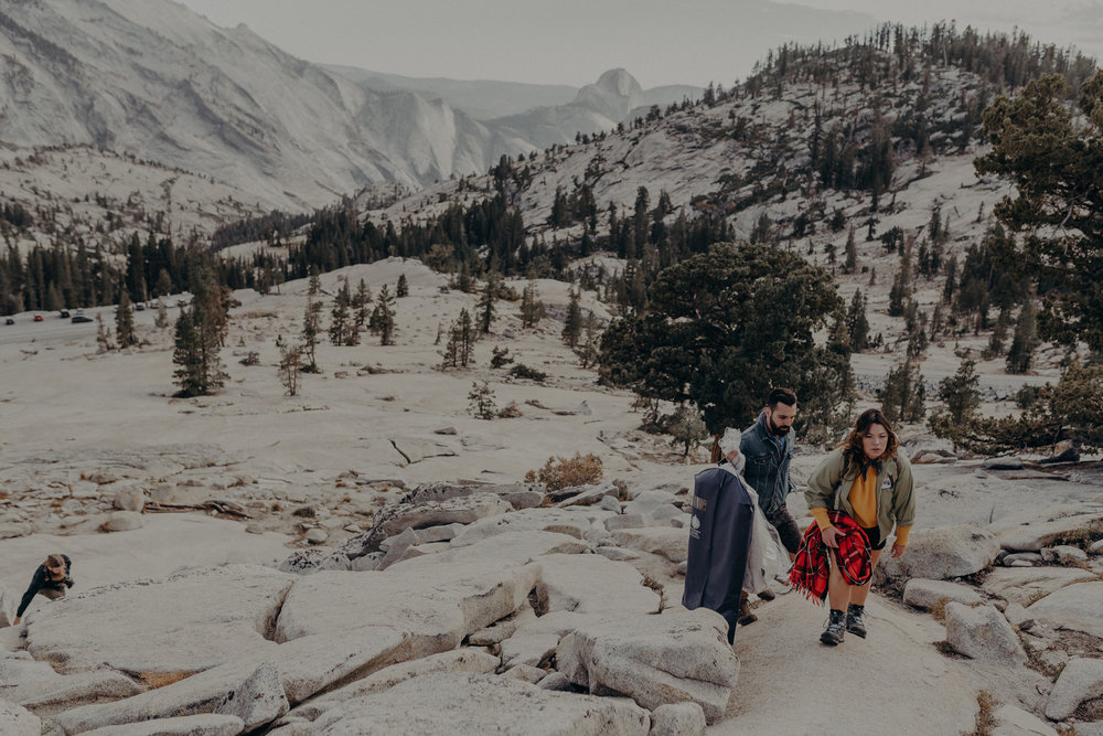 Yosemite Elopement Photographer - Evergreen Lodge Wedding Photographer - IsaiahAndTaylor.com-008.jpg