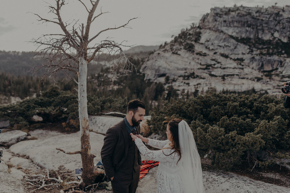 Yosemite Elopement Photographer - Evergreen Lodge Wedding Photographer - IsaiahAndTaylor.com-009.jpg