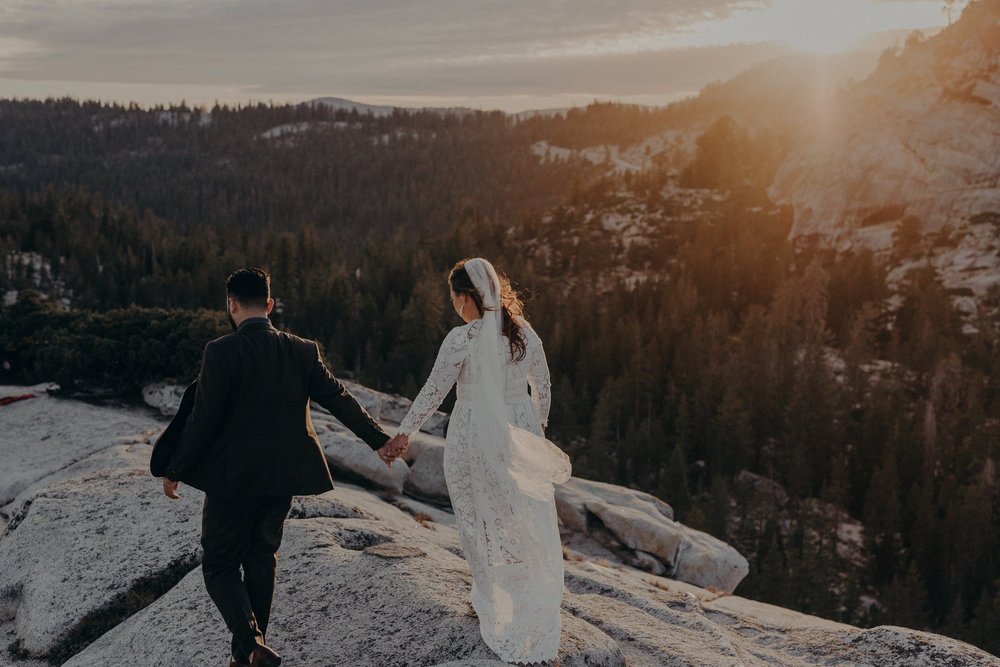 Yosemite Elopement Photographer - Evergreen Lodge Wedding Photographer - IsaiahAndTaylor.com-048.jpg