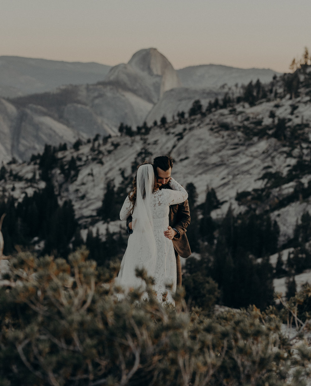 Yosemite Elopement Photographer - Evergreen Lodge Wedding Photographer - IsaiahAndTaylor.com-052.jpg