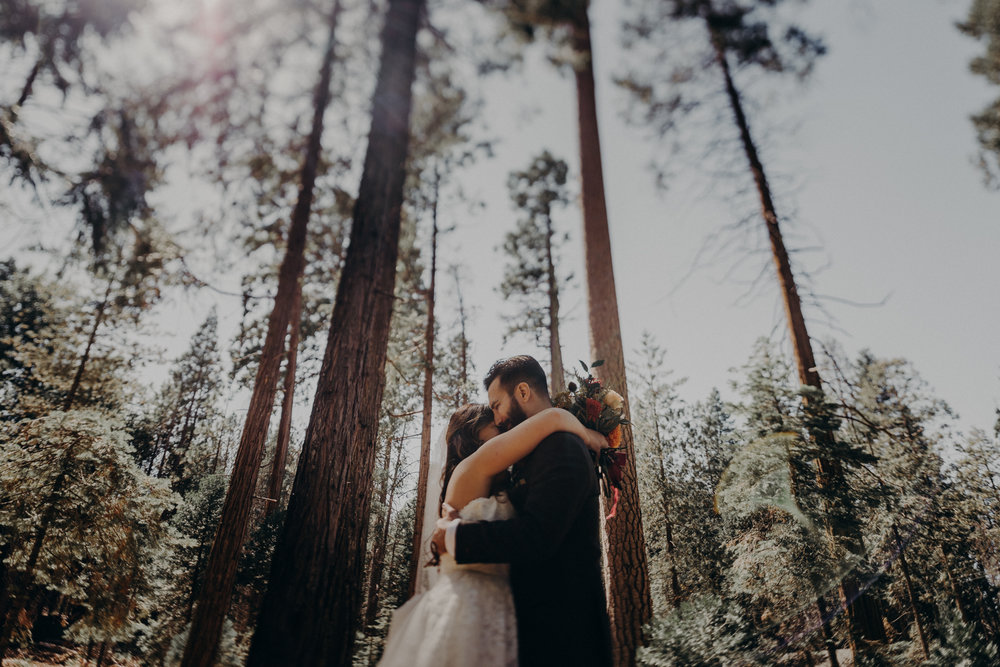 Yosemite Elopement Photographer - Evergreen Lodge Wedding Photographer - IsaiahAndTaylor.com-077.jpg