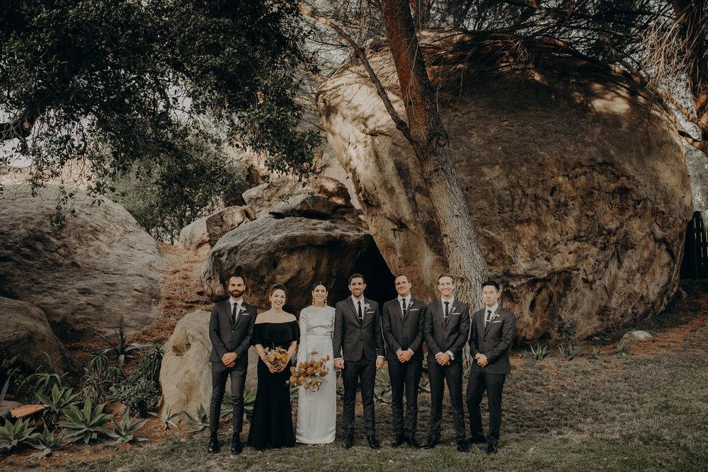 Hummingbird Nest Ranch Wedding - Wedding Photographer in Los Angeles - IsaiahAndTaylor.com-058.jpg