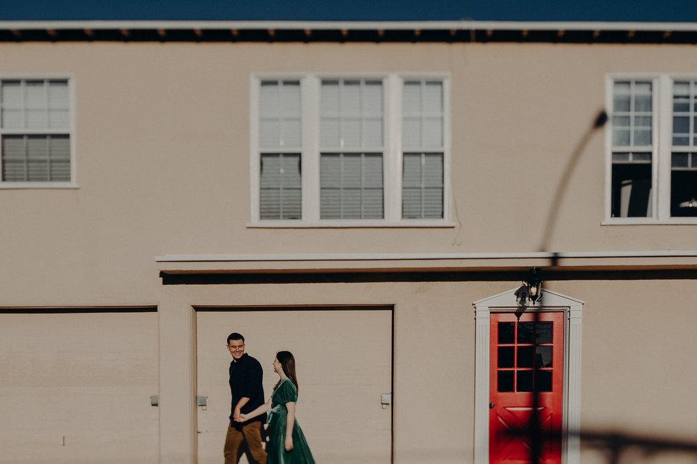 Santa Monica Engagement Photos - Wedding Photographer in Los Angeles - IsaiahAndTaylor.com -009.jpg