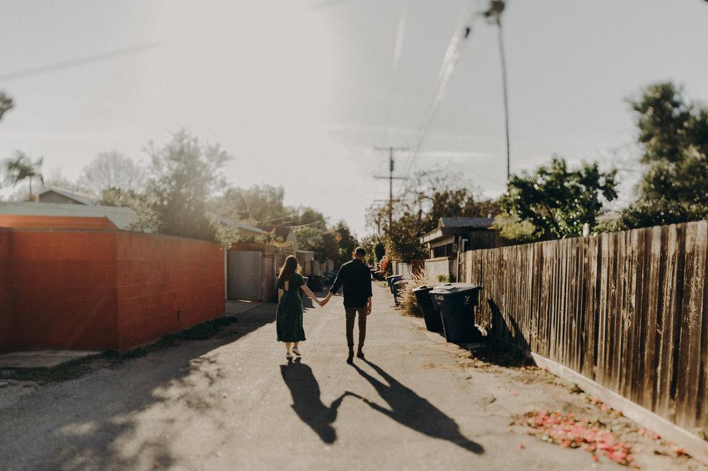 Santa Monica Engagement Photos - Wedding Photographer in Los Angeles - IsaiahAndTaylor.com -015.jpg