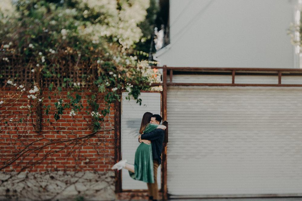 Santa Monica Engagement Photos - Wedding Photographer in Los Angeles - IsaiahAndTaylor.com -018.jpg