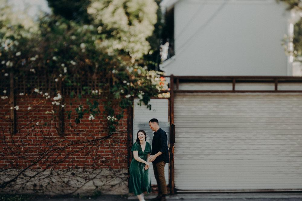 Santa Monica Engagement Photos - Wedding Photographer in Los Angeles - IsaiahAndTaylor.com -019.jpg