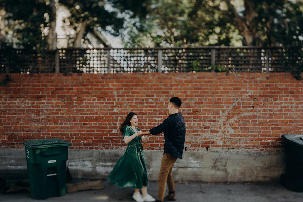 Santa Monica Engagement Photos - Wedding Photographer in Los Angeles - IsaiahAndTaylor.com -023.jpg