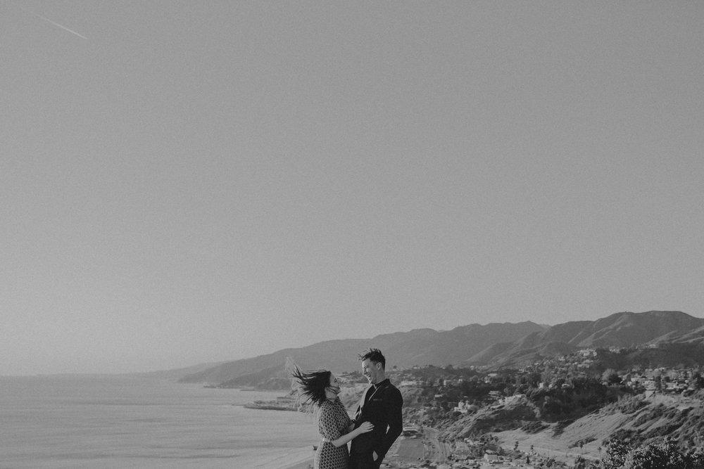 Santa Monica Engagement Photos - Wedding Photographer in Los Angeles - IsaiahAndTaylor.com -036.jpg