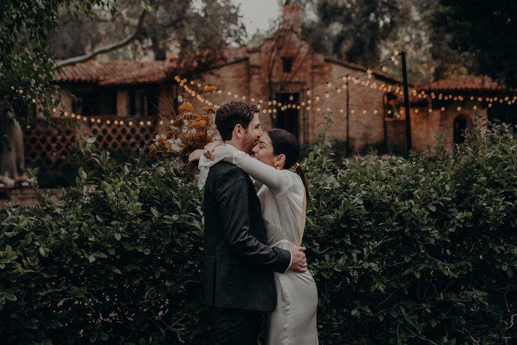 Hummingbird Nest Ranch Wedding