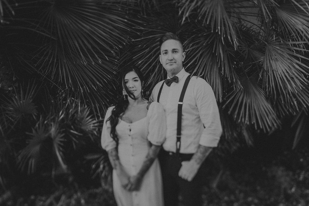 Wedding Photographer in LA - Los Angeles Wedding Photos - Tattoo Shop Engagement Session - IsaiahAndTaylor.com-050.jpg