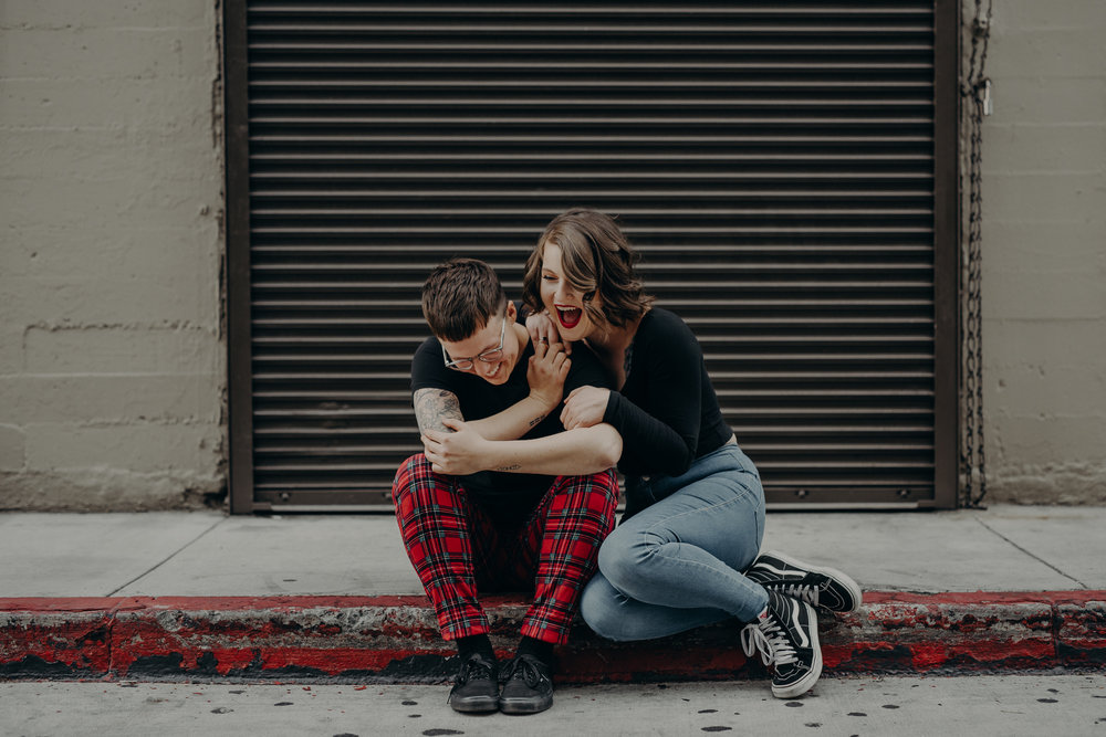 LGBTQ wedding photographer in los angeles - long beach engagement session - isaiahandtaylor.com-16.jpg