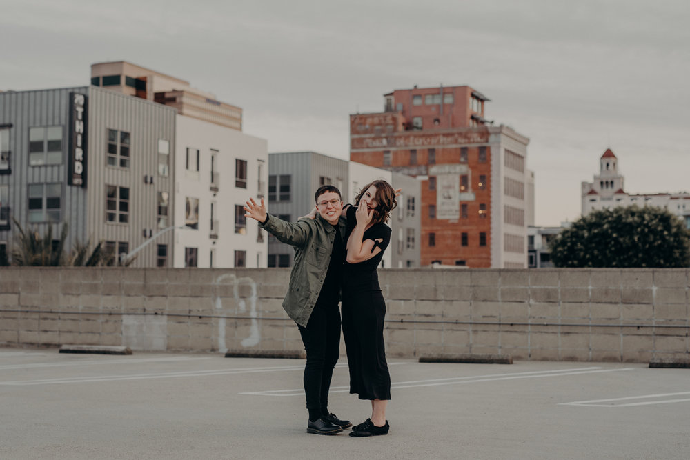 LGBTQ wedding photographer in los angeles - long beach engagement session - isaiahandtaylor.com-50.jpg
