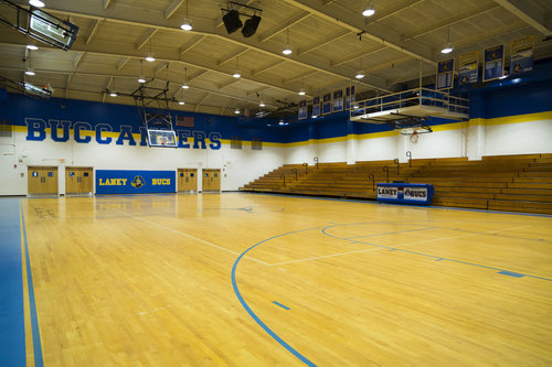 Inside Michael Jordans High School Gym A Trip To Wilmington NC
