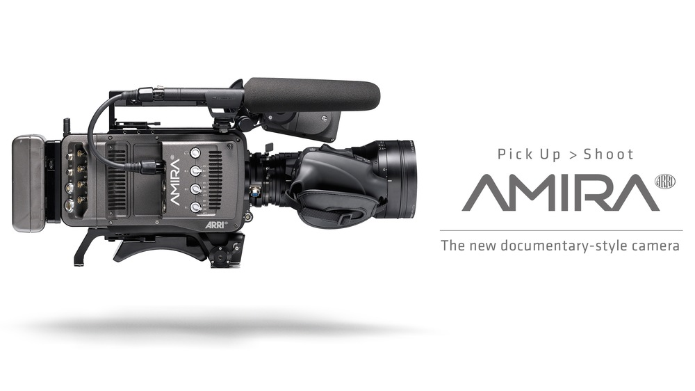 PACKAGE INCLUDES:  1 x Arri AMIRA Premium 4K UHD Camera  1 x Arri MVF-1 Amira View Finder  1 x Arri VF Bracket Cpl. for Amira  1 x Arri PL LDS Lens Mount for AMIRA  1 x Arri Gold Mount Adapter for AMIRA  1 x Arri BPA-3 Bridgeplate Adapter for AMIRA  1 x Arri UAP-2 Cineplate for AMIRA  1 x Arri KC-50 Straight Power Cable for AMIRA  2 x Arri Viewfinder Cable (Short) for AMIRA  2 x Arri Viewfinder Cable (Medium) for AMIRA  2 x Arri Viewfinder Cable (Long) for AMIRA  1 x SanDisk Cruzer Fit 8GB USB 2.0  1 x Anvil ATA Camera Case OD Green (Grand Army Films)  4 x SanDisk 128GB Cfast 2.0 Memory Card   1 x SanDisk Extreme Pro Cfast Card Reader