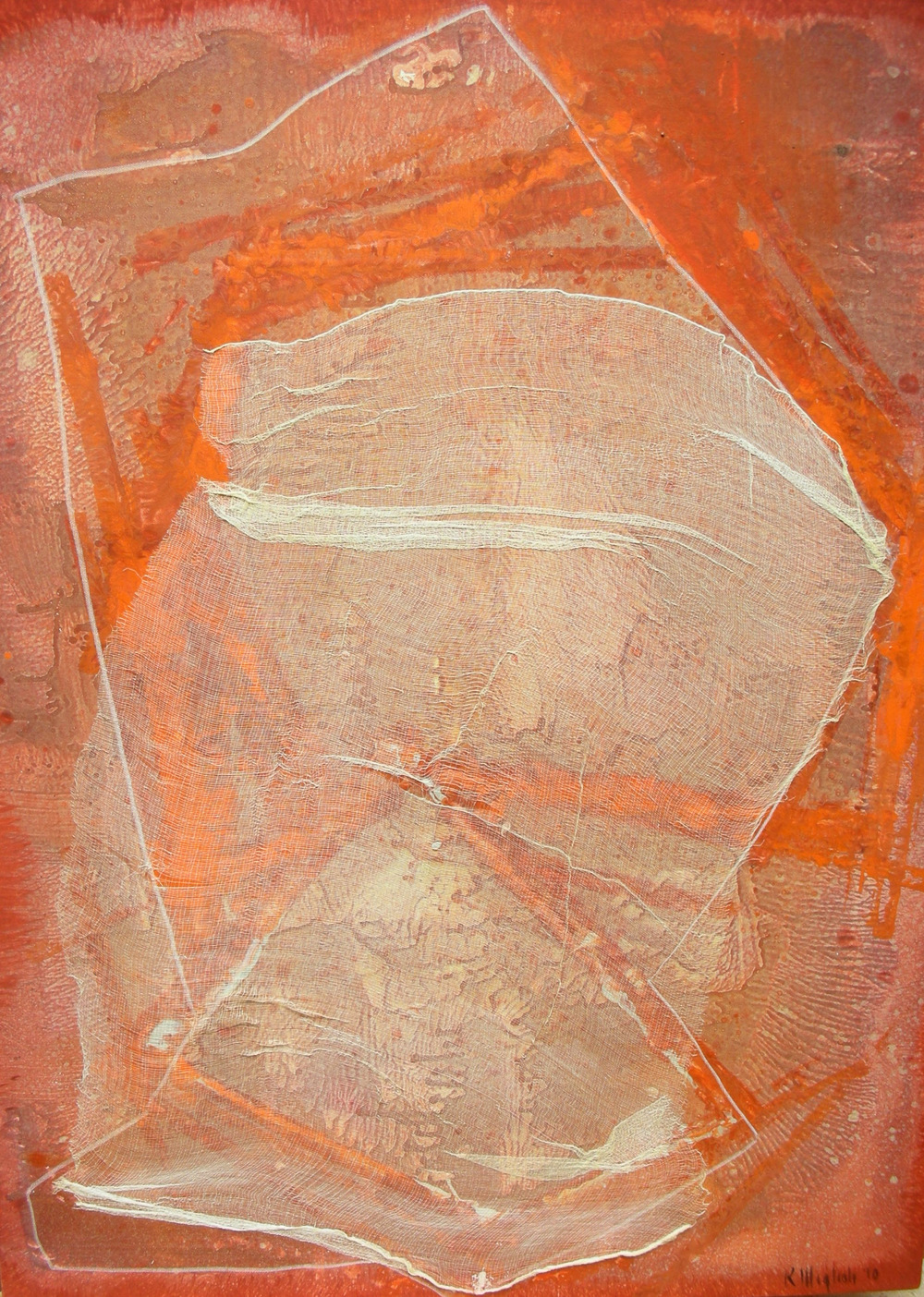 Untitled, 2010 40 x 30 inches