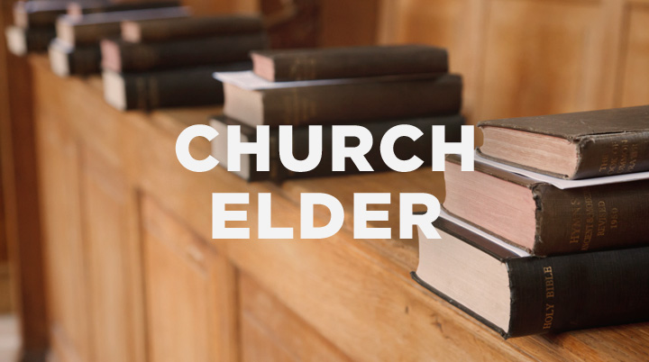 Click here to listen to Pastor Brent preach on biblical elders along with study questions to go through Scripture on your own