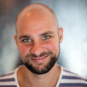 Joe Henschel, VP of Marketing at Kajabi