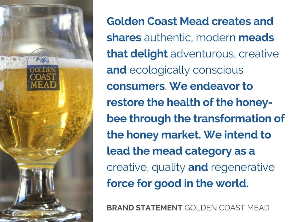 goldencoastmead-brandstatement
