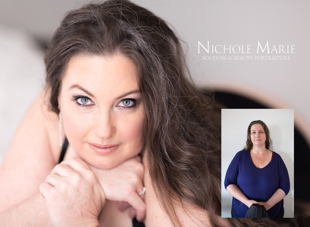 PROFESSIONAL HAIR & MAKEUP: WHY DO I NEED IT? | SEBASTIAN, FL BOUDOIR PHOTOGRAPHER |NICHOLE MARIE BOUDOIR