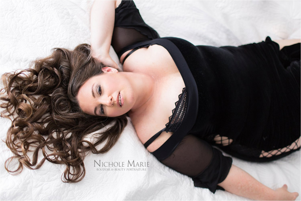 THE TEN FEARS ABOUT BOUDOIR PHOTOGRAPHY BUSTED SERIES: #1 I NEED TO LOSE WEIGHT | SEBASTIAN, FL BOUDOIR PHOTOGRAPHER | NICHOLE MARIE BOUDOIR