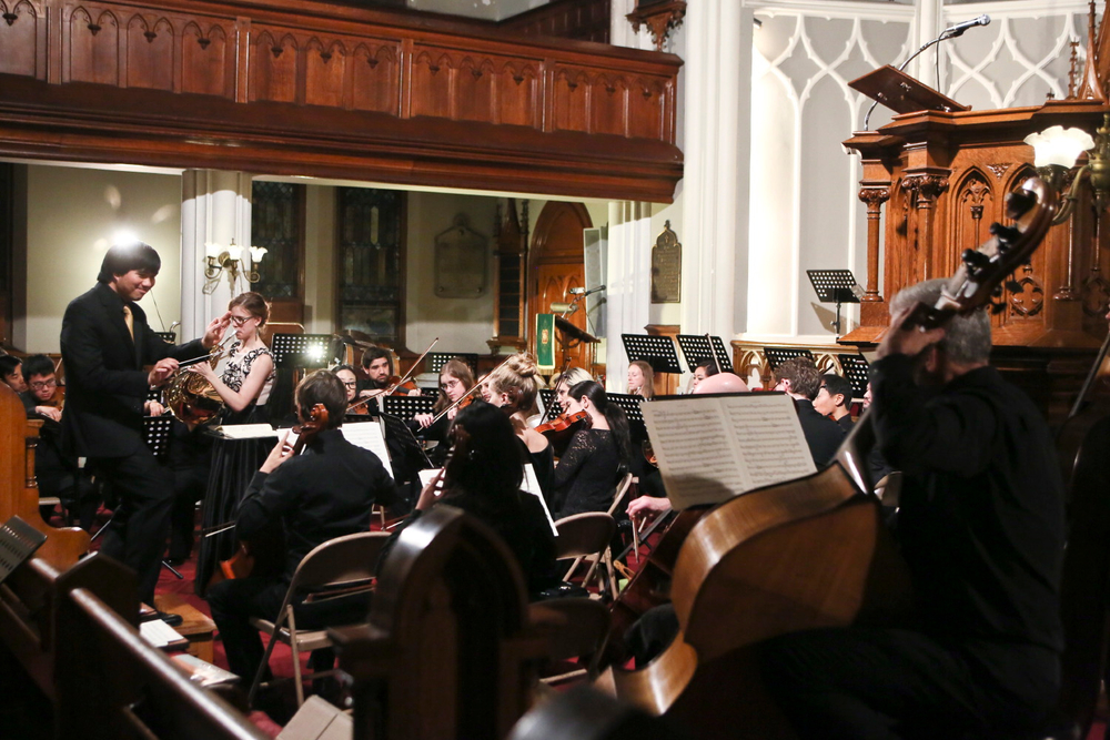 The Chelsea Symphony, October 2014