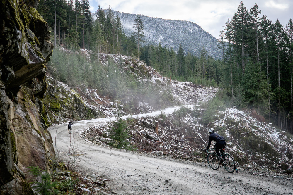 Festive 500 - Furry Creek